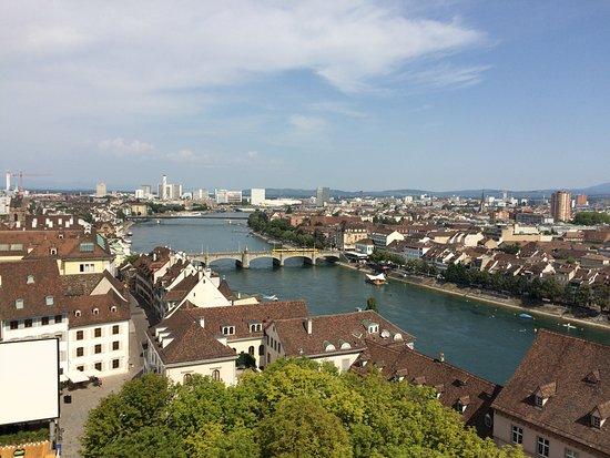 Basler Münster: Personal impression Rhei Basel