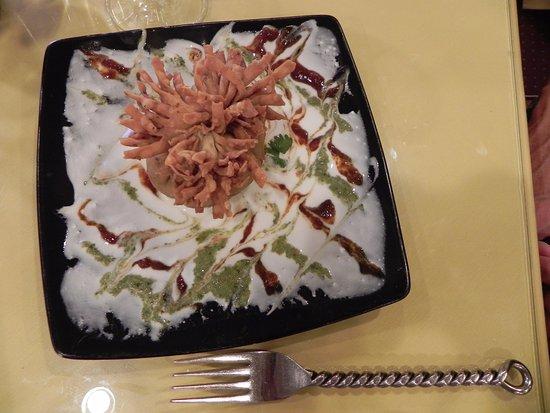 Sunnyvale, كاليفورنيا: Chef's special samosa