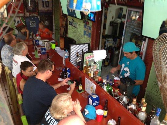 Barchelata beer bar : Gran ambiente el mejor