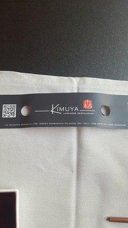 Garbagnate Milanese, Italië: Kimuya Japanese Restaurant