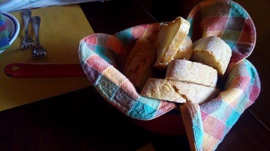 """Buggiano, Italy: Il """"cestino del pane"""""""