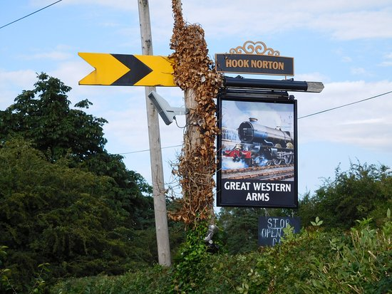 Aynho, UK: Great Western Arms