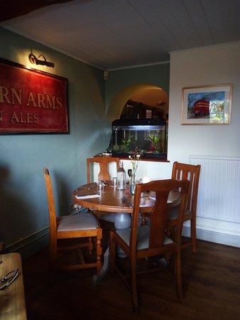 Aynho, UK: Dining Area