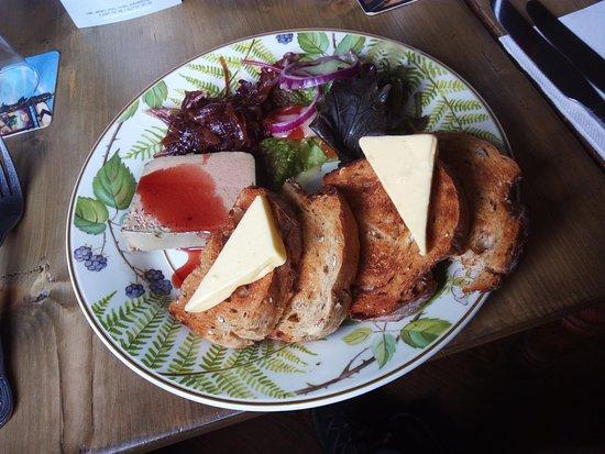 Aynho, UK: Paté