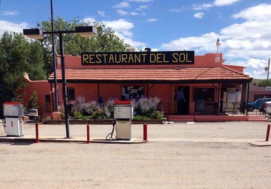 San Lorenzo, Nowy Meksyk: Restaurant del Sol