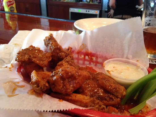 North Fort Myers, Флорида: 911 Hot Wings