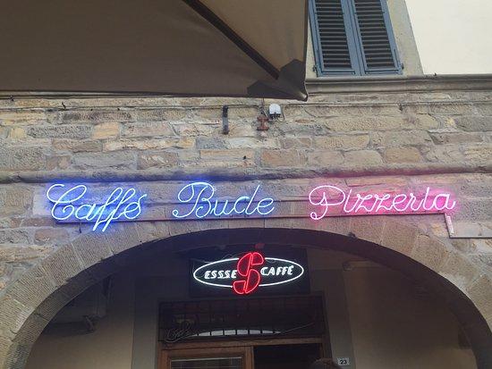 Castelfranco di Sopra, Italia: Bar Pizzeria Bude