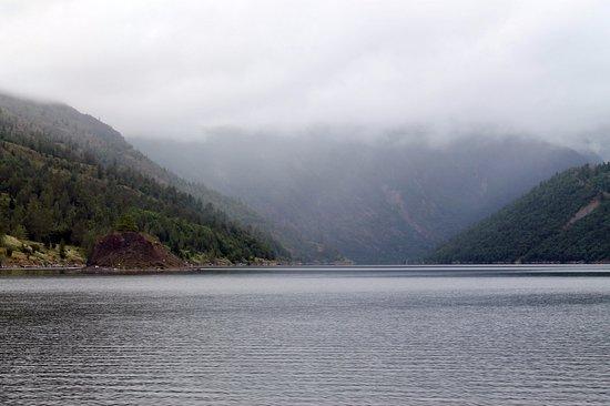 Amboy, WA: Coldwater Lake