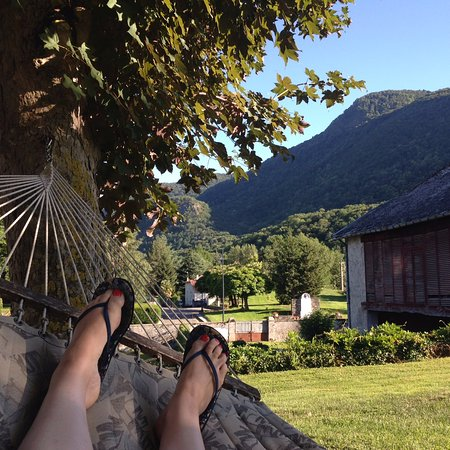 Salechan, Frankrig: Relaxing for parents