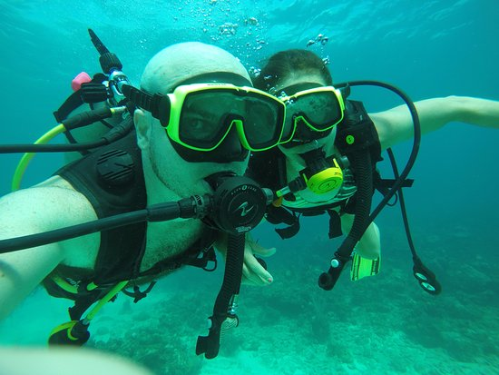 New Providence Island: Scuba diving