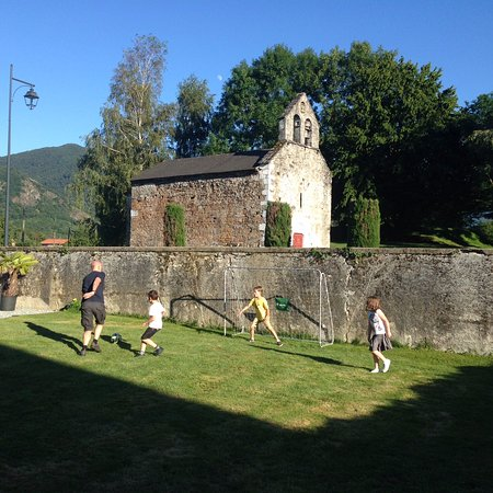 Salechan, Frankrig: Football competition