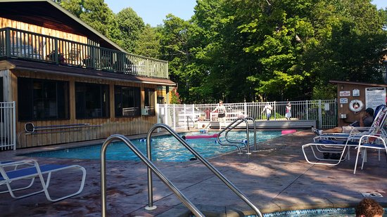 Egg Harbor, WI: Pool
