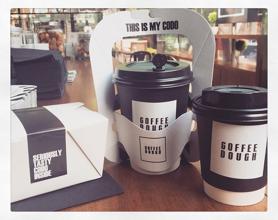 Coffee Dough: Great little Independent coffee shop!