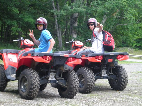Greenville, ME: ATV trails and access from the INN