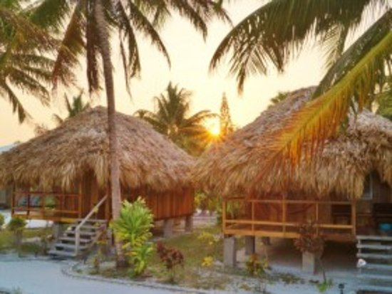 St. George's Caye, Belize: Paradise found!