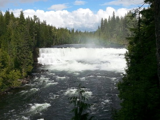 Wells Gray Provincial Park: 20160709_164356_large.jpg