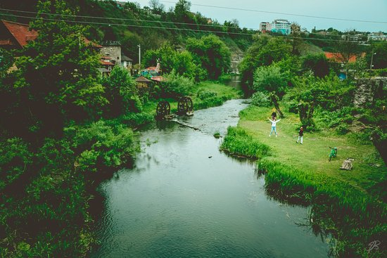 Kamianets-Podilskyi, Oekraïne: неповторимая атмосфера Камянца-Подольского)