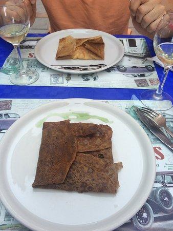Restaurante crepes 39 n tapas bar en fuengirola con cocina - Cocinas fuengirola ...