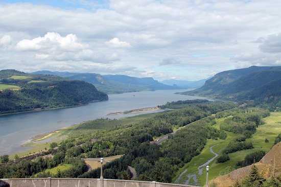 Corbett, OR: View from the Vista House