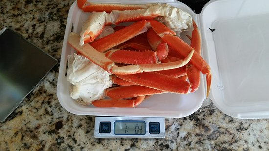 Simpsonville, SC: 1lb and less than .5oz