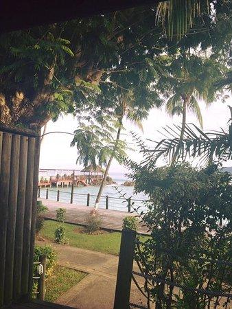Вель-Омбр, Сейшельские острова: The beach villa sea view