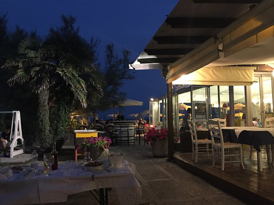 Terrazza Mare Porto Santa Margherita Restaurant Reviews
