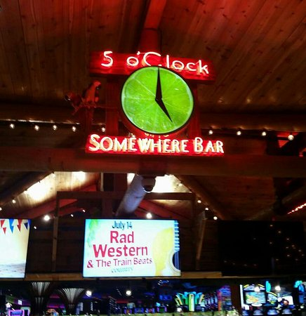 ‪5 O'Clock Somewhere Bar‬