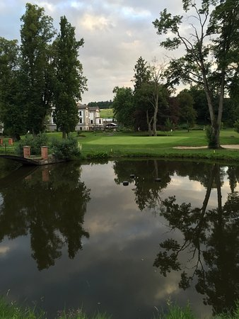 Benesov, República Checa: Golf Resort Hotel Konopiste