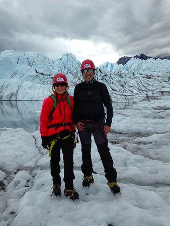 Glacier View, AK: Near a lake