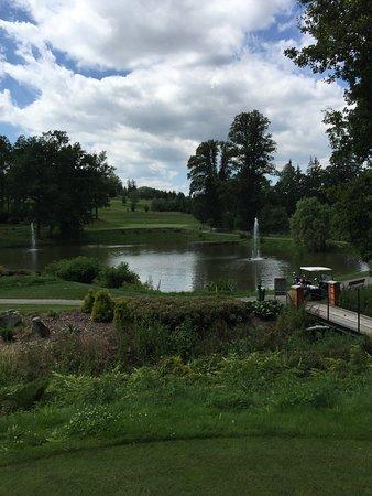 Benesov, Czech Republic: Golf Resort Hotel Konopiste