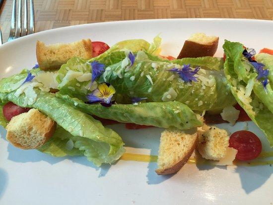 Okanagan Falls, Kanada: Romaine salad