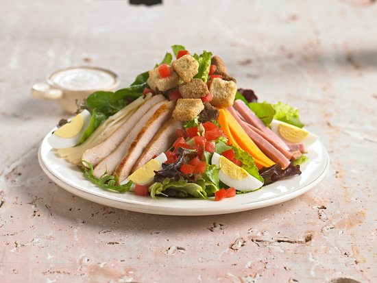Stevenson Ranch, Kaliforniya: Club 55 Salads