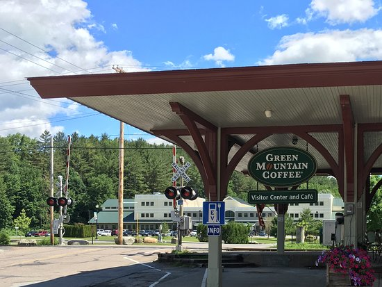 Jeffersonville, VT: Waterbury - Green Mountain Coffee