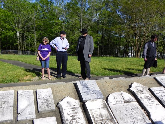 Winona, MS: Historic Middleton Cemetery