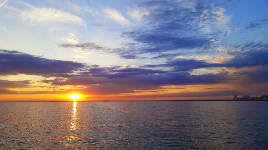 สตีเวนสวิลล์, แมรี่แลนด์: Sunset View at Kentmorr