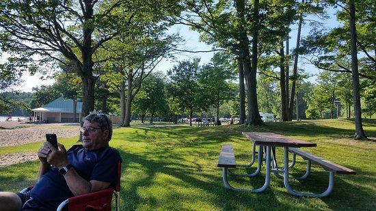 North Beach Campground: 20160705_180021_large.jpg