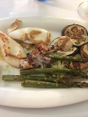Restaurante Topogigio: Perfekt tillagad