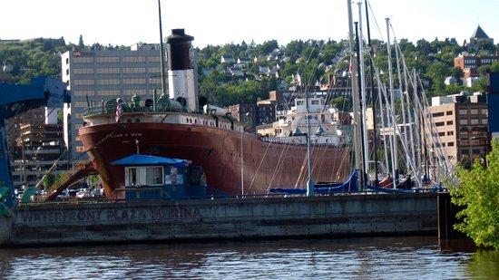 S.S. William A. Irvin Ore Boat Museum: William A. Irvin Ship Museum Tour
