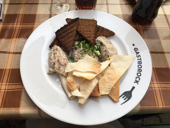 Gastrorock Pub: Forschmak