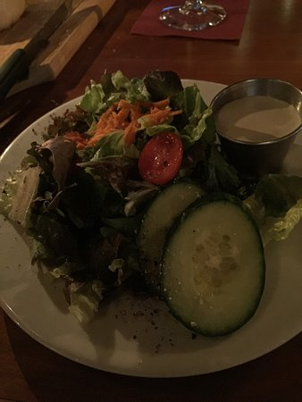 Leola, Pensilvania: My great meal,  loved it!!