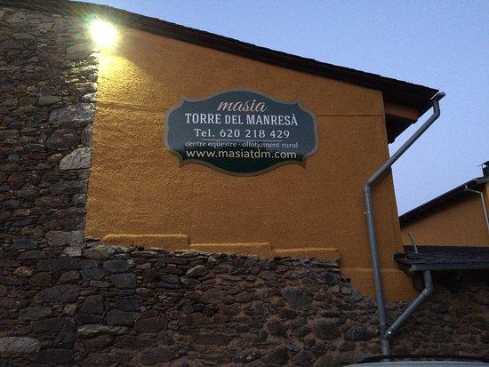 Masia Torre del Manresa