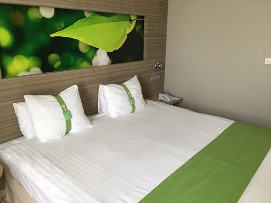 Holiday Inn Budapest-Budaors: hotel rrom first floor
