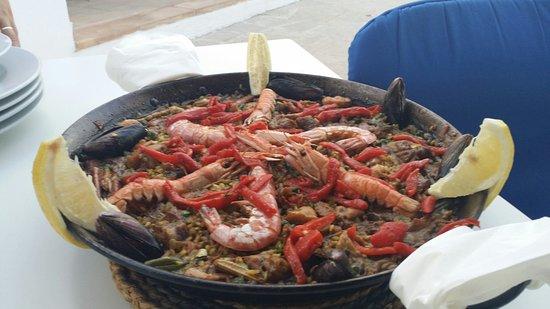 Cala Murada, Spagna: 20160722_203928_large.jpg