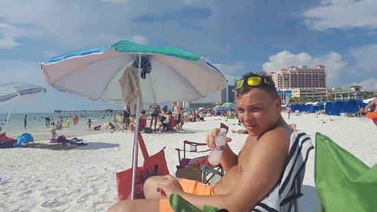 Magnuson Hotel Clearwater Beach: 20160714_172156_large.jpg