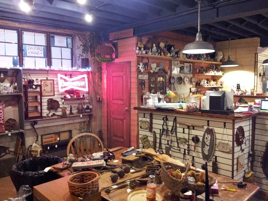 Waynesville, Carolina del Norte: Lots of interesting items are here for you!