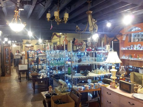 Waynesville, Carolina del Norte: Always something different here for you to see and buy!