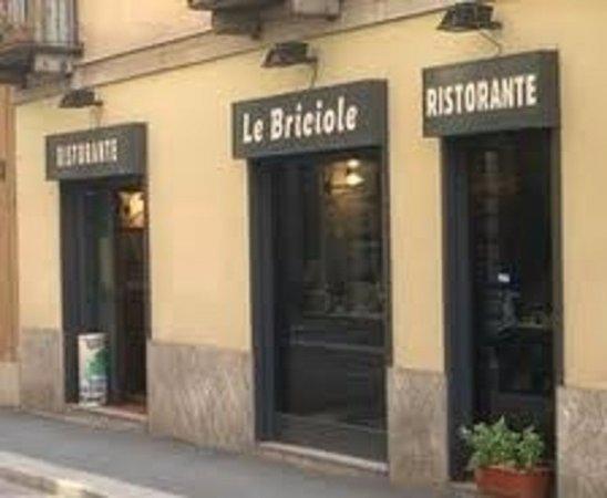 Le Briciole : vetrine locale