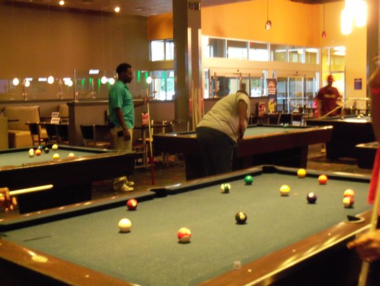Stafford, TX: Billiards