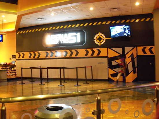 Laser Tag Picture Of Main Event Entertainment Stafford Tripadvisor
