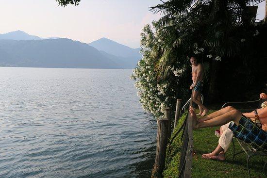 Lake Orta: biltur